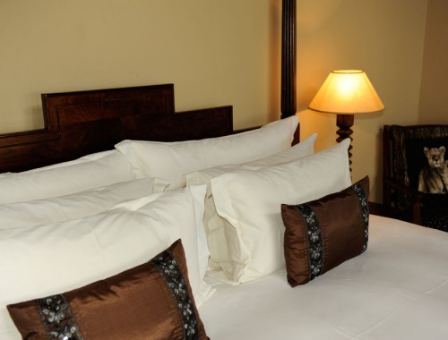 Mountain Lodge Bedrooms