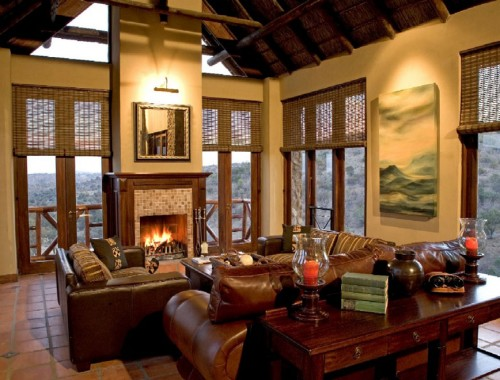 Mountain Lodge Lounges