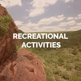 RECREATIONAL ACTIVITIES